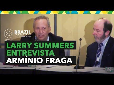 BC2017 - Larry Summers interviews Armínio Fraga