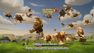Clash of Dreams New Clash Of Clans Private Server(Download Link In Description)(Android&Ios)