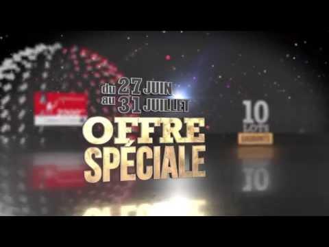 "Publicité ""Grand jeu concours carte de 2000 FDJ"" Djibouti Telecom 2015"