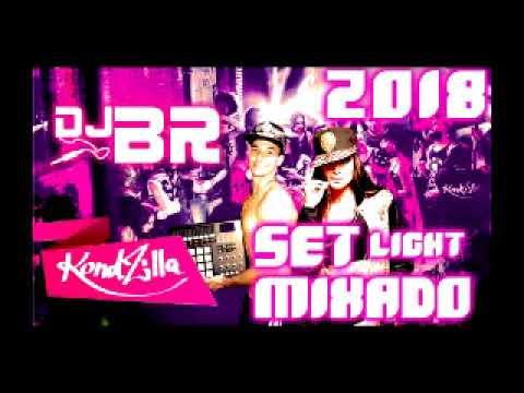 SET FUNK LIGHT KONDZILLA 2018 (DJ BR RMD) OS MELHORES FUNK 2018