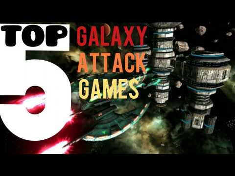 Top 5 Galaxy Attack & Space shooter games for Android & IOS in 2018