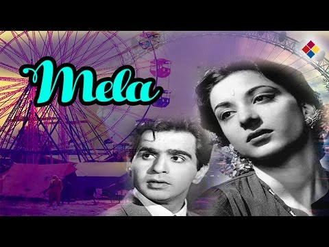 Dharti Ko Aakash Pukaare ... Mela ... 1948 ... Singer ...Shamshad Begum.