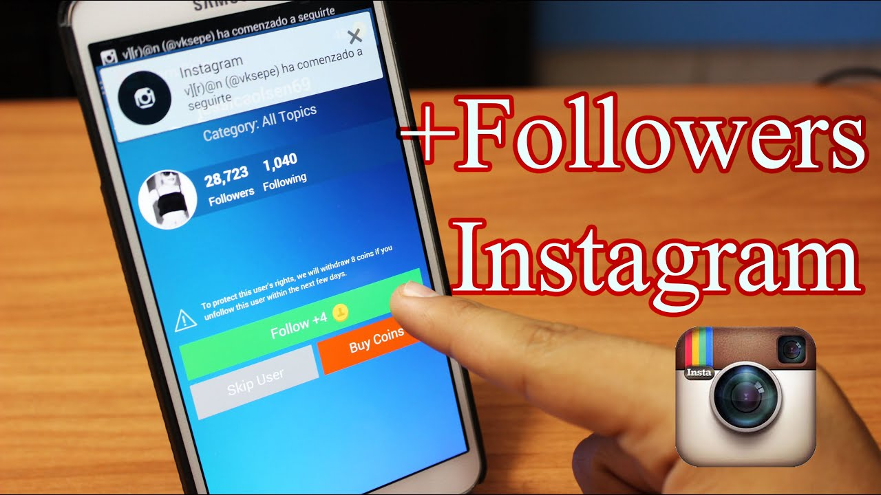 app para seguidores no instagram