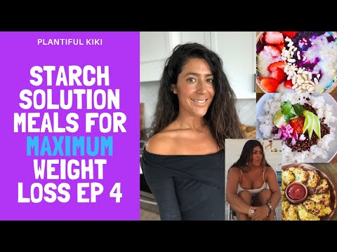 Starch Solution Meals for Weight Loss
