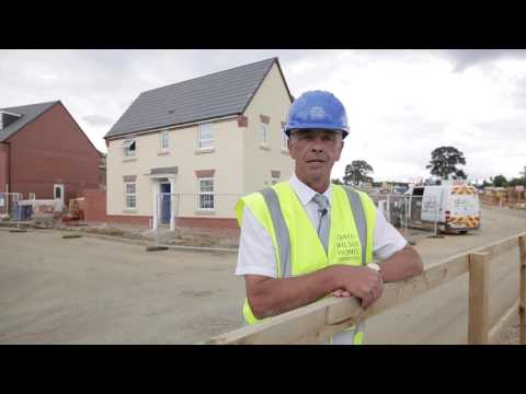 David Wilson Homes - Interview with site manager Stewart Chambers
