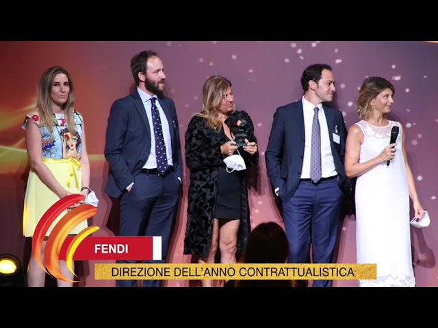 Fendi - TopLegal Corporate Counsel & Finance Awards 2021
