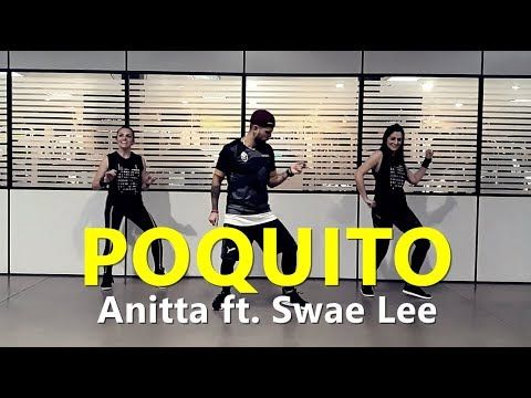 POQUITO - Anitta With Swae Lee | Zumba®️ | Coreografia | Cia Art Dance