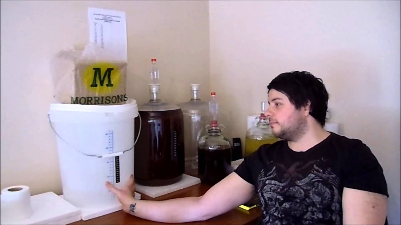 Fitting A Heater To The Fermentation Bucket