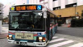 <京浜急行バス>M1850(PKG-LV234L2) 大森駅