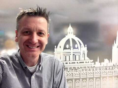 Graham Mack: BBC Radio Oxford 2013