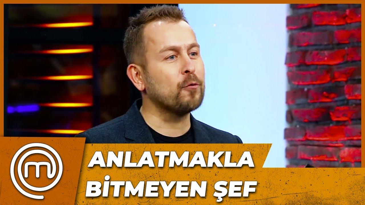 Ansiklopedi Şef Ömür Akkor MasterChef'te   MasterChef Türkiye 127. Bölüm