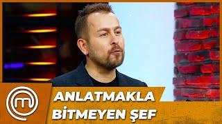 Ansiklopedi Şef Ömür Akkor MasterChef'te | MasterChef Türkiye 127. Bölüm