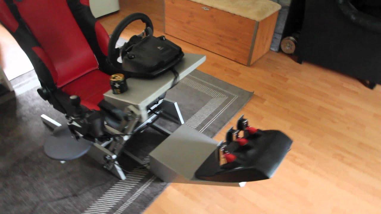 DIY Racing seat avi