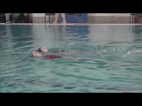 Синхронное плавание дуэт 2010 г.р.