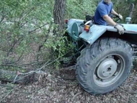 Vitla traktorska 18.deo.  RAKOVICA 65 (Tupiznica  Lenovac).