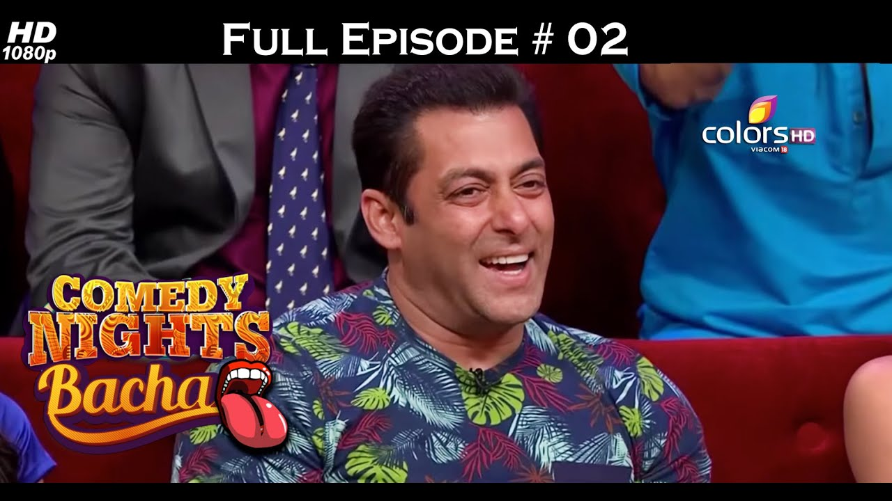 Download Comedy Nights Bachao - Salman, Sooraj & Athiya - 12th September 2015 - Full Episode(HD)