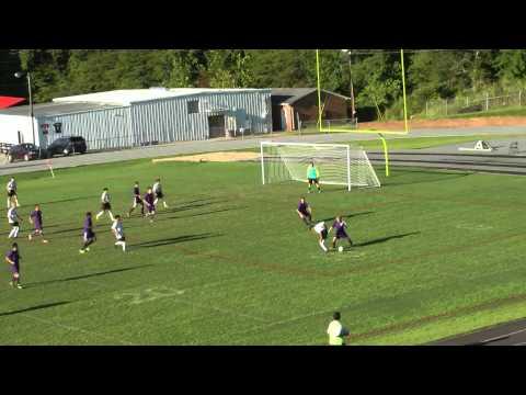 Ashe County 2014 Boys Soccer Highlites