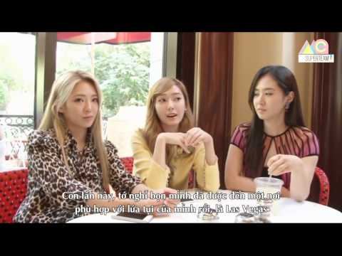 [MG SUBS][Vietsub] Girls' Generation (SNSD) in Las Vegas - DVD