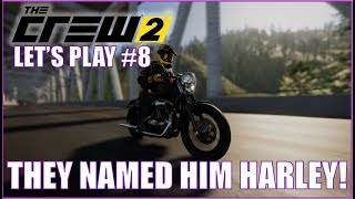 The Crew 2: They Named Him Harley Let