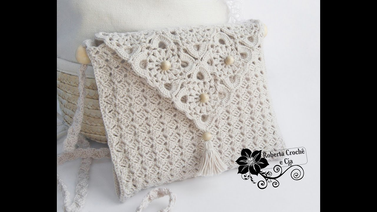 Crochet bag| Free |Crochet Patterns|166 - YouTube