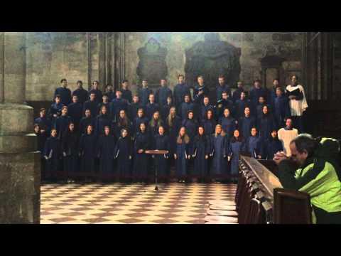 Notre Dame Liturgical Choir -