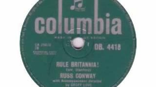 Russ Conway - Rule Britannia