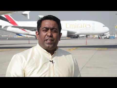 Abu Thomas interview | India Republic Day | Emirates
