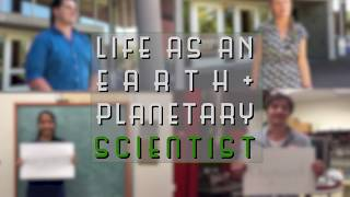 Life as an Earth & Planetary Scientist Episode 4 - Undergraduate Research