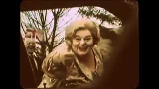 Classic Ads: British Rail Awaydays: Hattie Jacques v Jackie Stewart