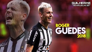 Roger Guedes ► Atlético-MG ● Goals and Skills ● 2018 | HD