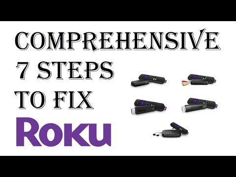 UPDATED 2019 - 7 Step Guide How To Fix All Roku Player