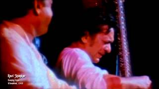 Ravi Shankar - Woodstock 1969 - Evening Raga
