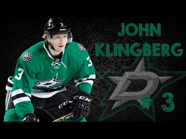 John Klingberg Ultimate Highlights | Tribute | HD