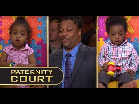 Download Man Doubts Paternity of One of His Fraternal Twins (Full Episode) | Paternity Court