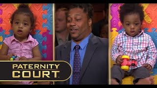 Man Doubts Paternity of One of His Fraternal Twins (Full Episode)   Paternity Court