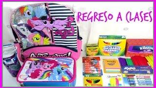 COMPRAS DE REGRESO A CLASES *ELLIE* HAUL BACK TO SCHOOL