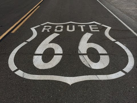 Route 66 ARTE Doku Teil 1 HD German/Deutsch