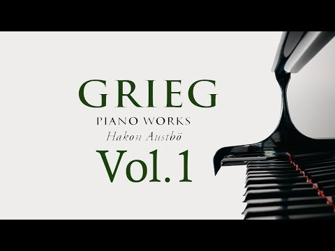 Grieg: Piano Works Vol.1