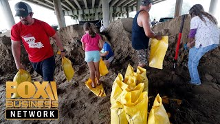 Tropical Storm Barry expected to make landfall, Louisiana braces for flooding