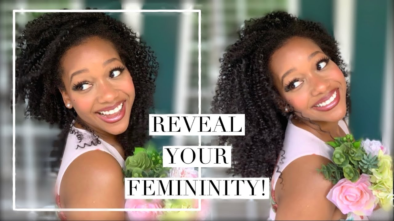 HOW TO BE FEMININE for BLACK WOMEN 🎀 How to be a High Value Classy & Elegant Woman| Femininity Tips