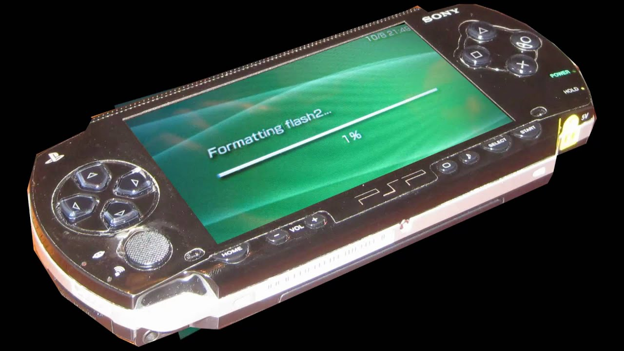 downgrade psp 6.38