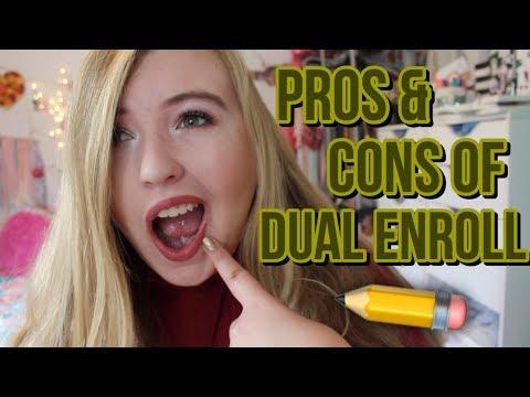 Dual Enrollment Pros & Cons! Dual Enrollment 101   Courtney Graben