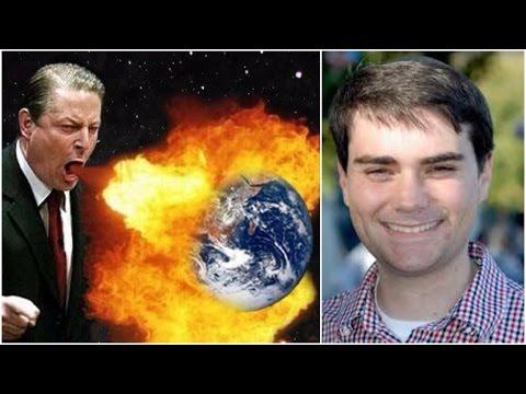 Ben Shapiro's Enlightening View Of Global Warming