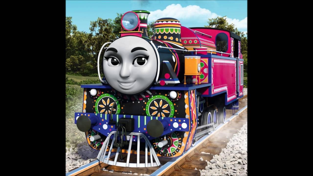 Ashima the Indian Engine Impression by Liz Productions5784