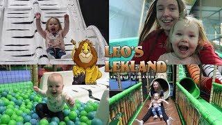 Leos Lekland med våra småsyskon Vera & Clara!