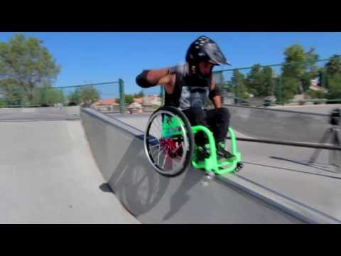 Aaron Wheelz Fotheringham - WCMX - AIRBOURNE - YouTube
