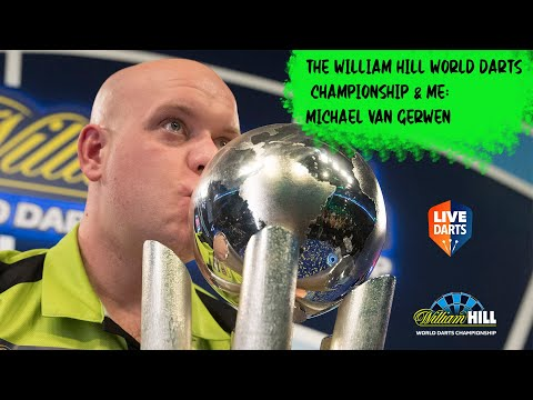 The William Hill World Darts Championship & Me: Michael van Gerwen