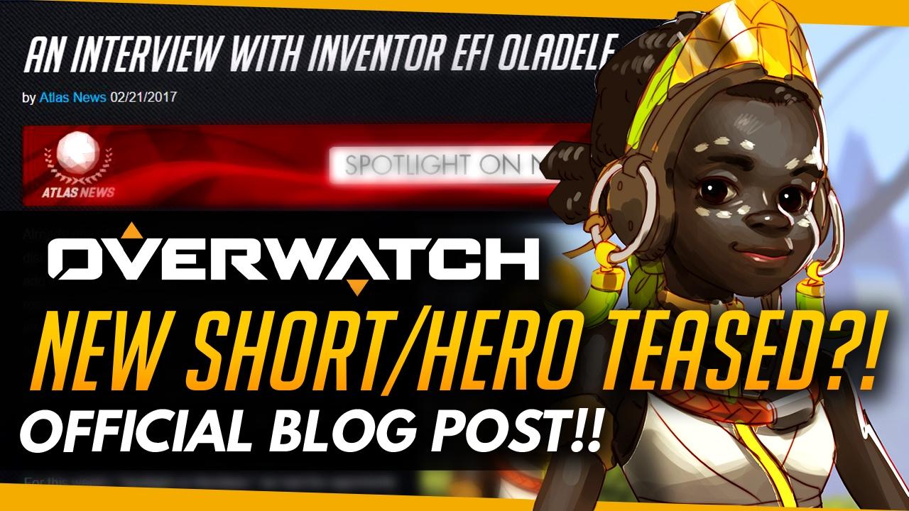 Overwatch Blog