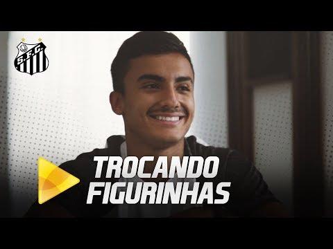 Trocando Figurinhas da Copa do Mundo com Lucas Lourenço