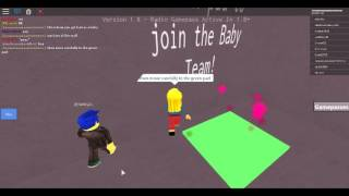 How to get hair as a baby in roblox daycare center